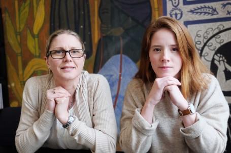Nya medarbetare: Victoria och Erika