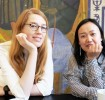 Nya medarbetare: Sara Nermansdotter och Xing Yin
