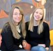 Nya medarbetare: Sofie Elmesiöö och Pia Lindgren