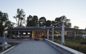 Besökscentrum Djurgården, EttElva