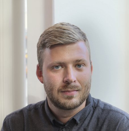Ny medarbetare: Torbjørn Våge